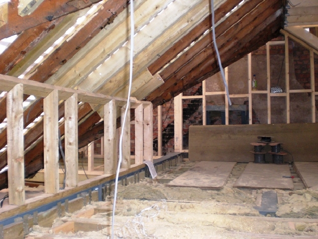 Build A Loft Conversion In London Uk Modern Attics