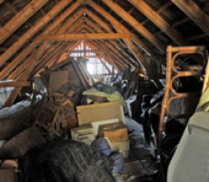 Waste of space? Ideas for attic conversions