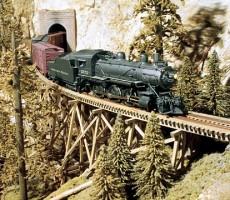 The great train journeys taken in attics