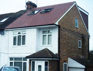 Semi Detached Loft Conversion North London