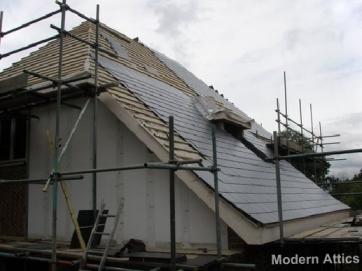 Semi-Detached Loft Conversion