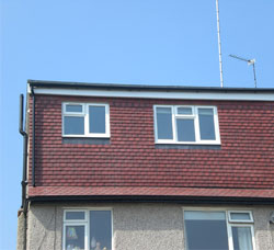 PVC Windows for Loft Conversion in London