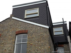 loft conversion Victorian terrace north London