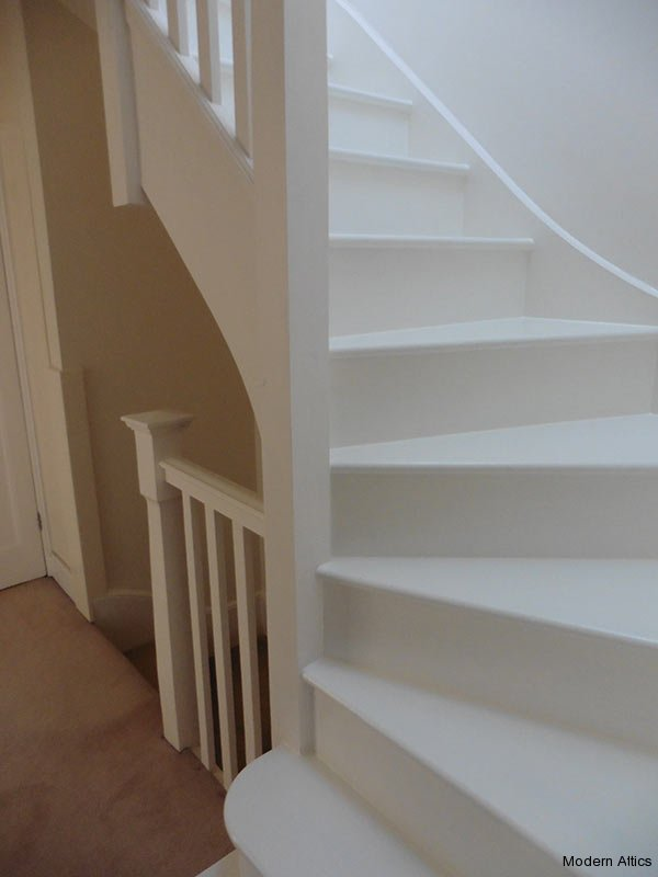 Stairs For Loft Conversion Loft Stairs Modernattics