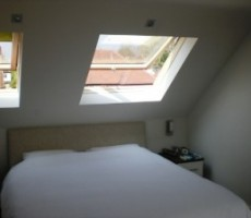 Bringing natural light unto your conversion with Velux windows